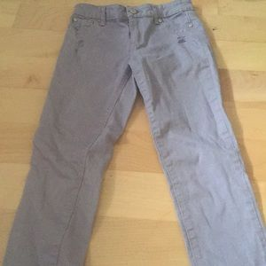 Scissors skinny jeans from Tillys